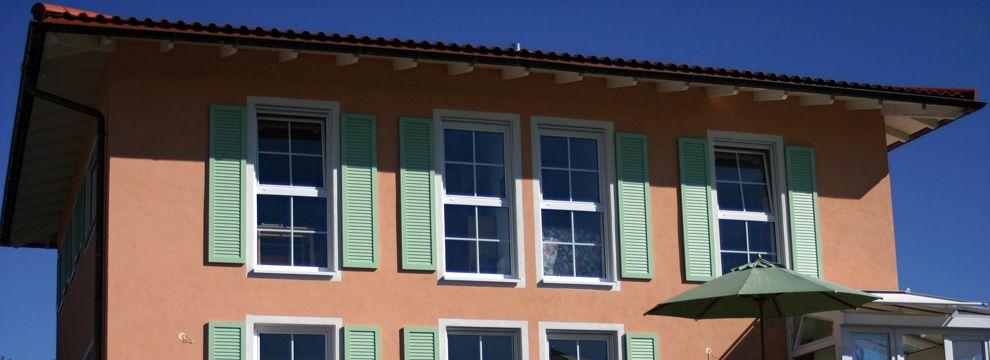 Referenzen reform fenster und t ren for Fenster neubau